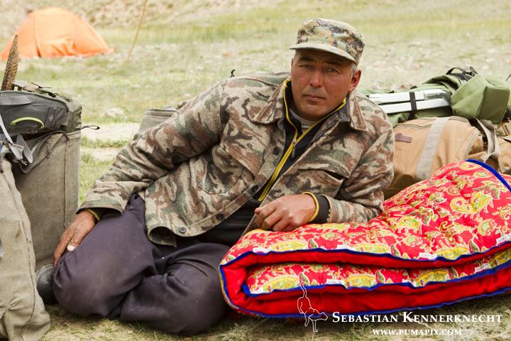 Ulan Toktosunov, Tien Shan Mountains, eastern Kyrgyzstan